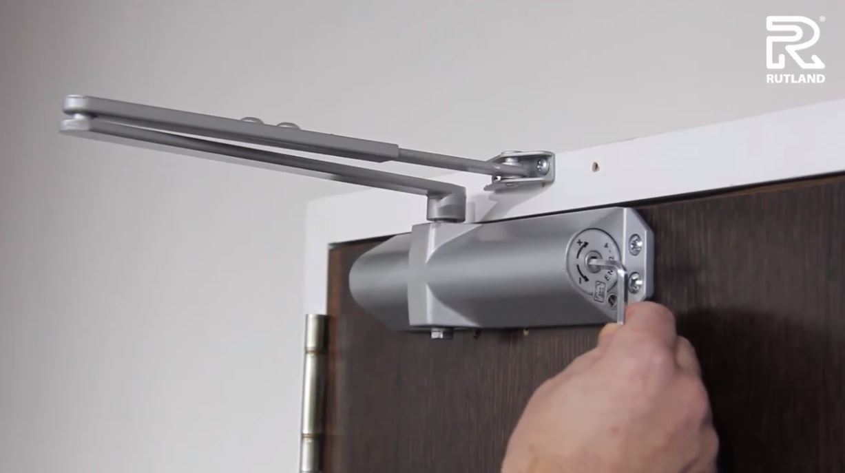 The importance and benefit of power-adjustable door closers
