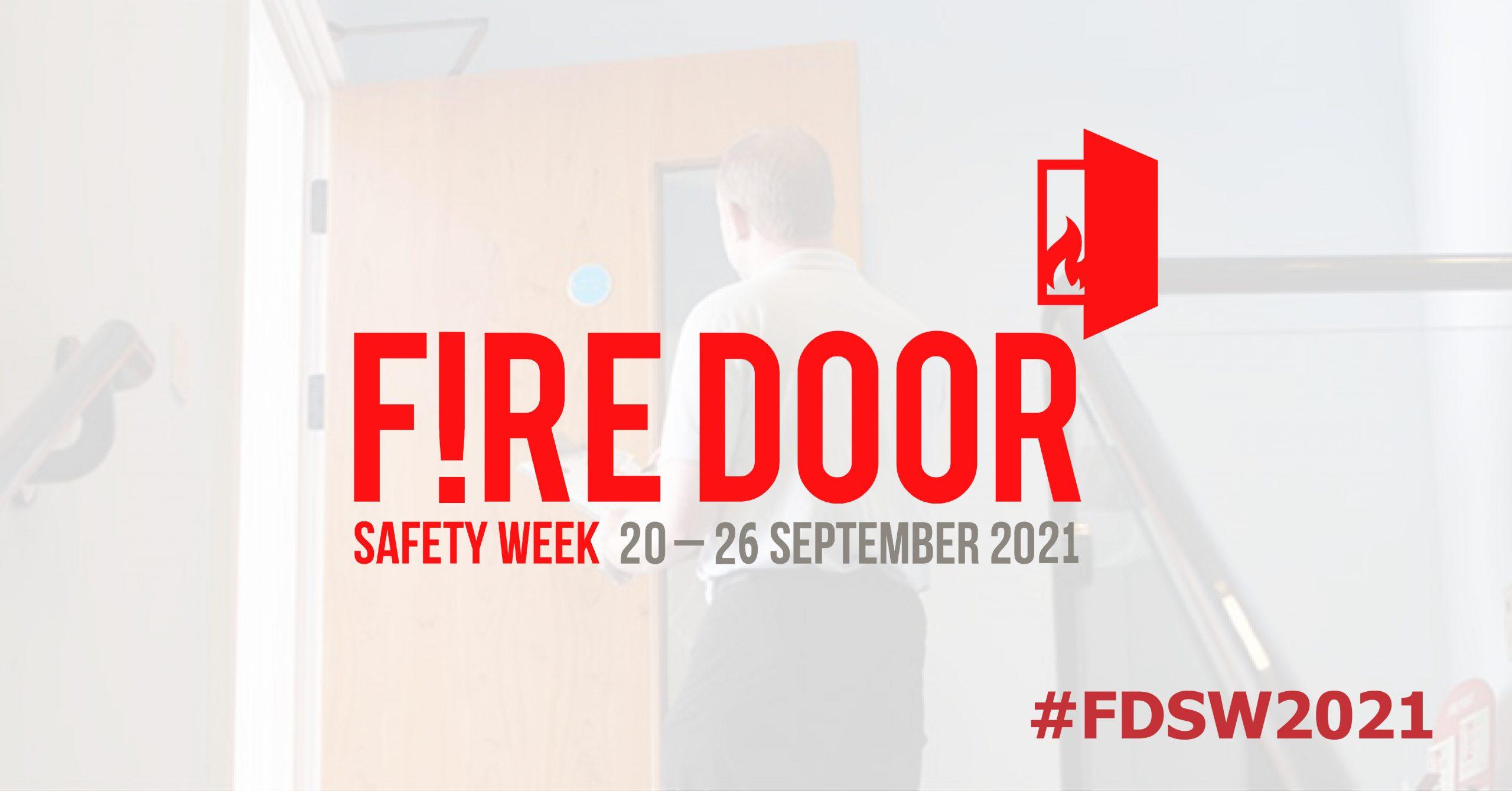 Fire Door Safety Week 2021
